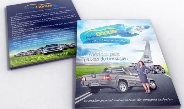 Folder Auto Bônus