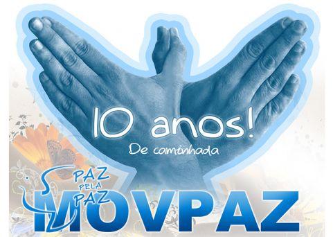 Campanha 10 anos Movpaz